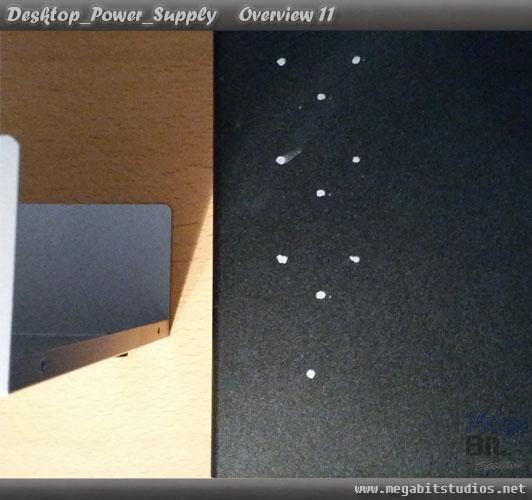 MegaBitStudios Desktop Power supply